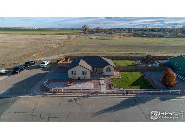 814 Kohler Farms Rd, Kersey, CO 80644 (MLS #880259) :: June's Team