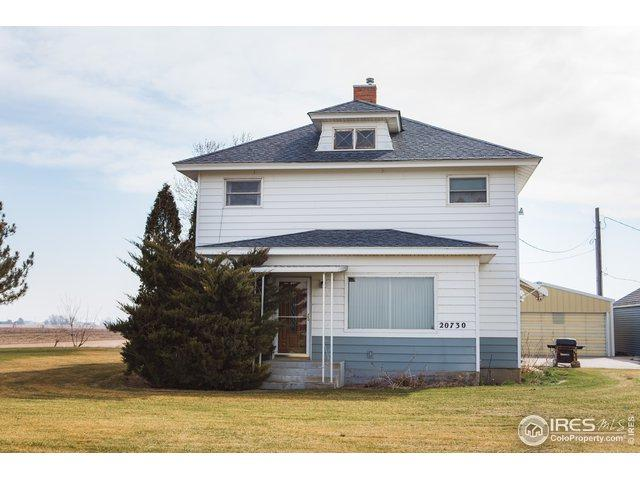 20730 County Road 31, La Salle, CO 80645 (MLS #880278) :: 8z Real Estate