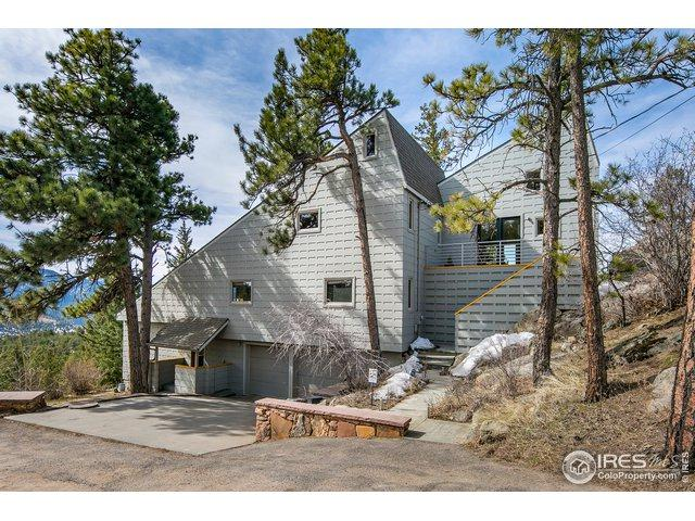 6722 Flagstaff Rd, Boulder, CO 80302 (MLS #880291) :: 8z Real Estate