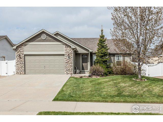 333 7th St, Mead, CO 80542 (MLS #880318) :: J2 Real Estate Group at Remax Alliance