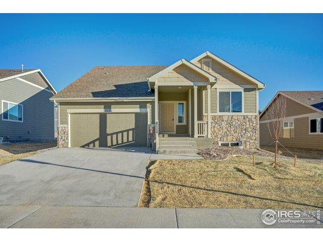 262 Castle Dr, Severance, CO 80550 (MLS #880379) :: Bliss Realty Group