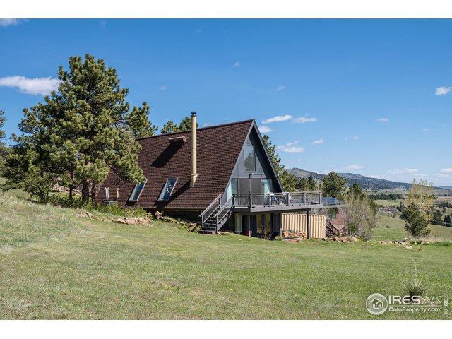 8423 Middle Fork Rd, Boulder, CO 80302 (#880457) :: The Peak Properties Group