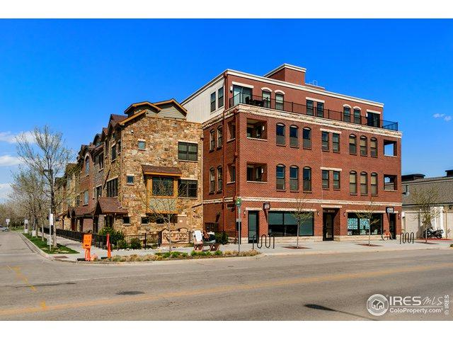 220 Willow St #301, Fort Collins, CO 80524 (MLS #880461) :: The Lamperes Team