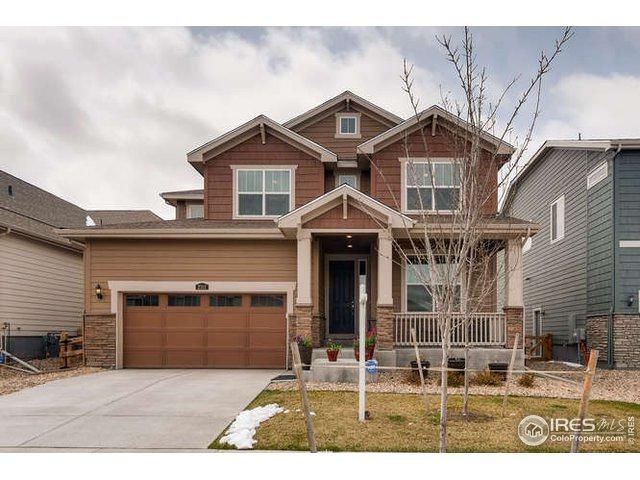 2311 Provenance St, Longmont, CO 80504 (MLS #880478) :: Bliss Realty Group