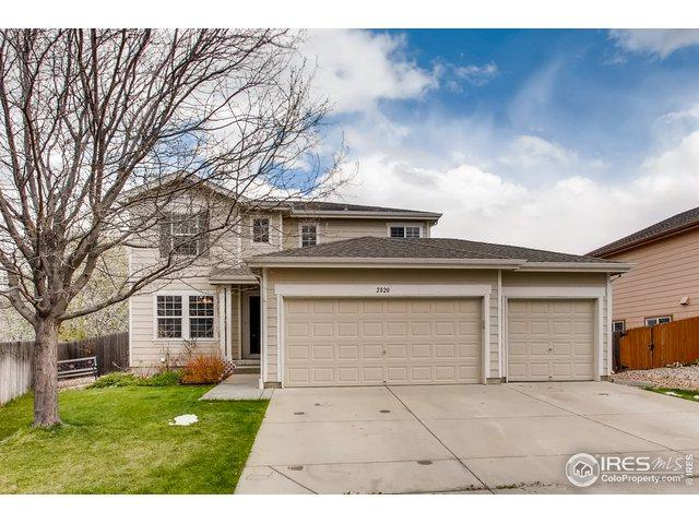2820 Longboat Way, Fort Collins, CO 80524 (MLS #880489) :: 8z Real Estate
