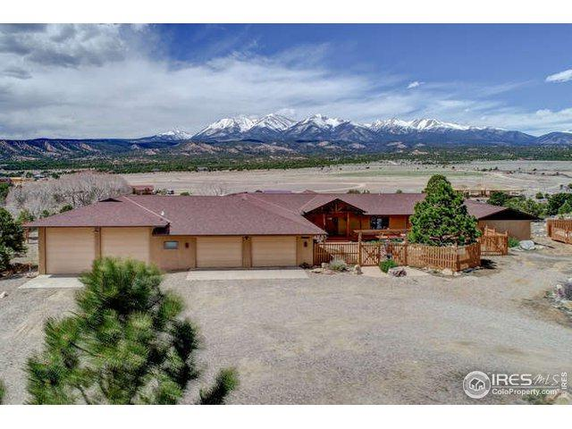 12450 County Road 195, Salida, CO 81201 (MLS #880498) :: 8z Real Estate