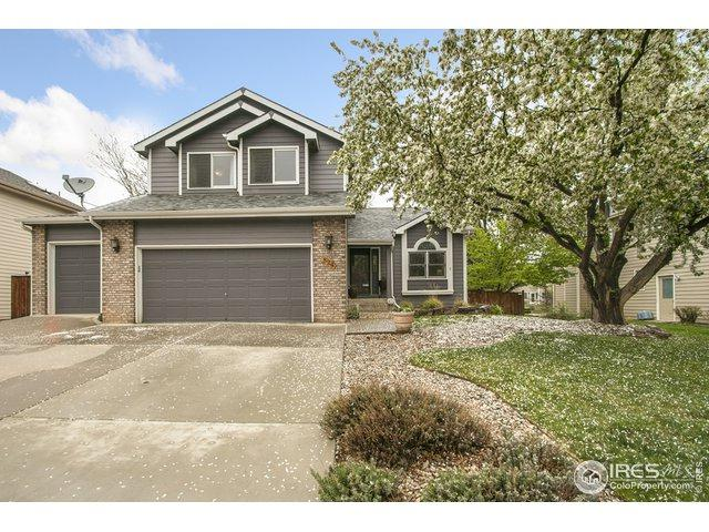 824 Benthaven St, Fort Collins, CO 80526 (#880504) :: The Griffith Home Team