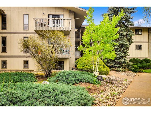 625 Manhattan Pl #104, Boulder, CO 80303 (MLS #880548) :: June's Team