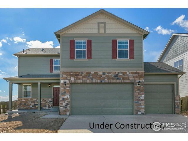 334 Jay Ave, Severance, CO 80550 (MLS #880574) :: Kittle Real Estate