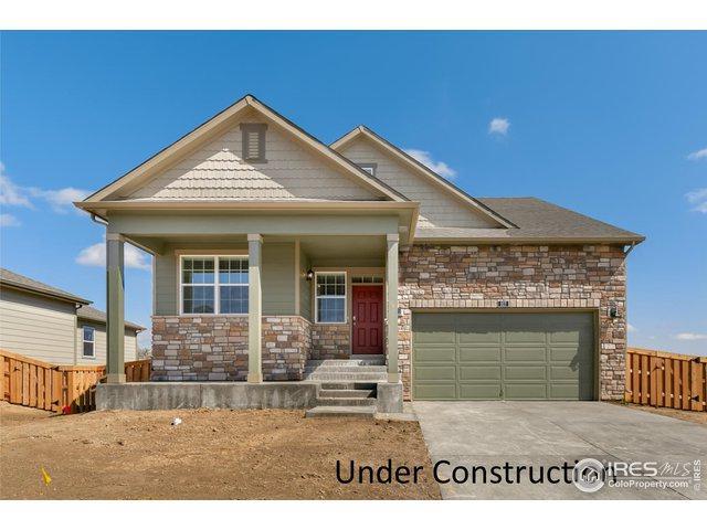 330 Jay Ave, Severance, CO 80550 (MLS #880579) :: Kittle Real Estate