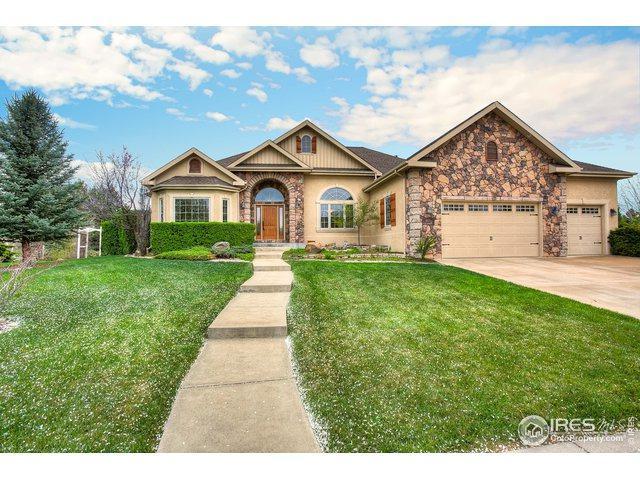 2421 Treestead Rd, Fort Collins, CO 80528 (MLS #880598) :: Keller Williams Realty