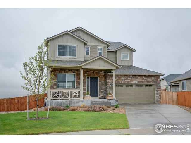 3557 Bear River Ct, Fort Collins, CO 80524 (MLS #880696) :: The Lamperes Team