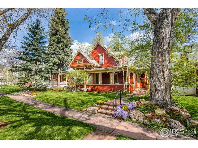 429 Highland Ave, Boulder, CO 80302 (MLS #880735) :: 8z Real Estate