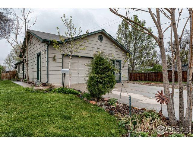 821 N Franklin Ave, Loveland, CO 80537 (#880806) :: The Peak Properties Group
