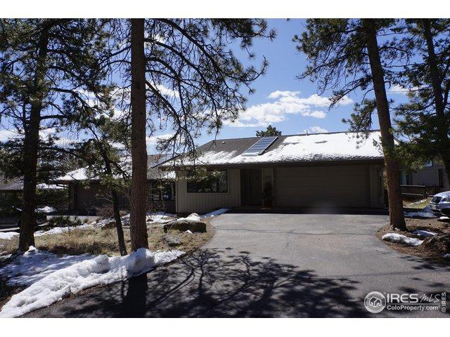 62 Aspen Ln, Red Feather Lakes, CO 80545 (MLS #880807) :: Kittle Real Estate