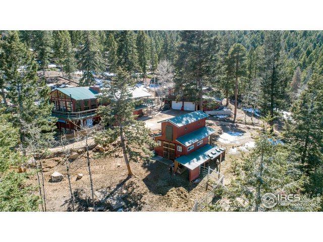 10148 S Turkey Creek Rd, Morrison, CO 80465 (MLS #880876) :: Keller Williams Realty