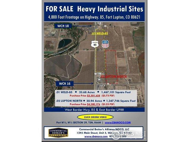 7090 Us Highway 85, Fort Lupton, CO 80621 (MLS #880886) :: 8z Real Estate