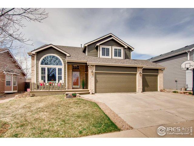 149 Cherrywood Ln, Louisville, CO 80027 (MLS #880894) :: Hub Real Estate