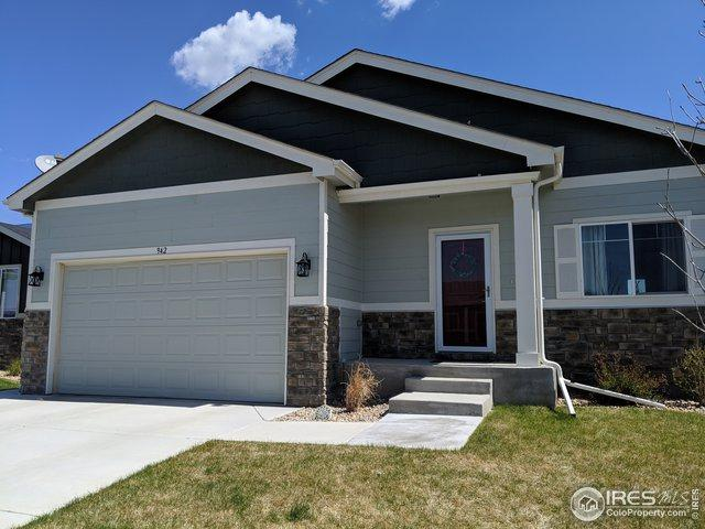 942 Settlers Dr, Milliken, CO 80543 (MLS #880917) :: Tracy's Team