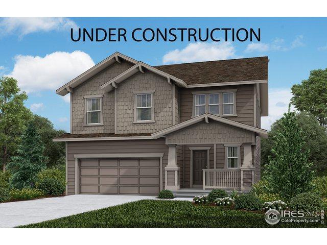 4584 N Bend Way, Firestone, CO 80504 (MLS #880983) :: Kittle Real Estate