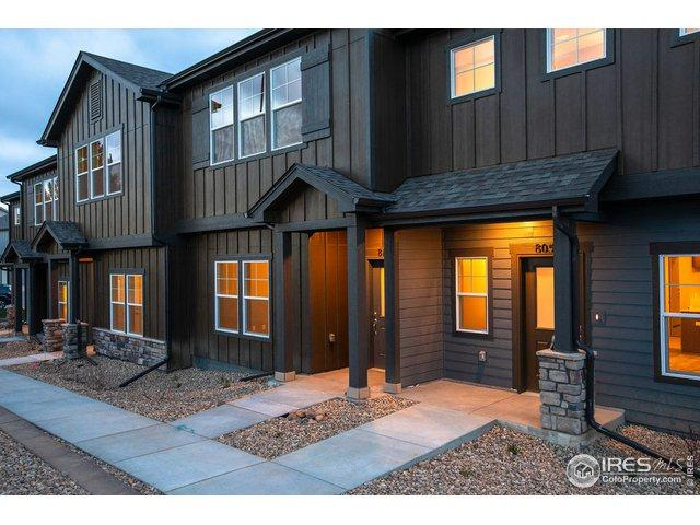 167 S 8th St, Berthoud, CO 80513 (MLS #881005) :: 8z Real Estate