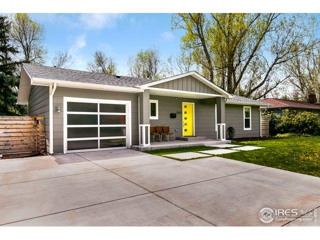 1021 Elm St, Fort Collins, CO 80521 (MLS #881040) :: 8z Real Estate
