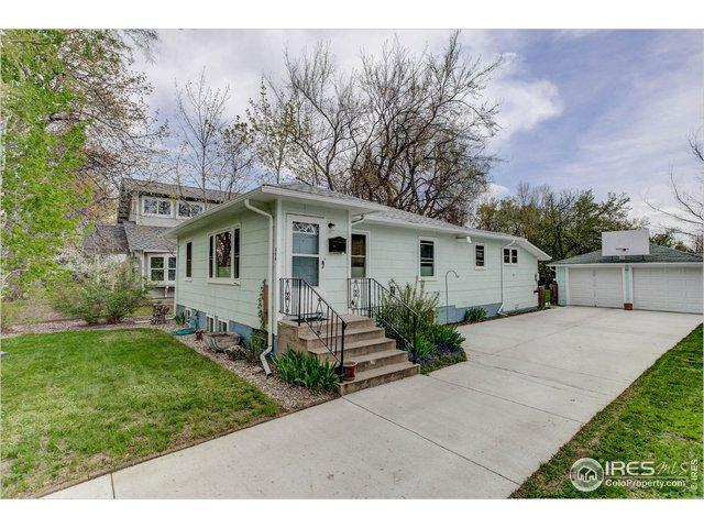 308 West St, Fort Collins, CO 80521 (MLS #881058) :: Tracy's Team