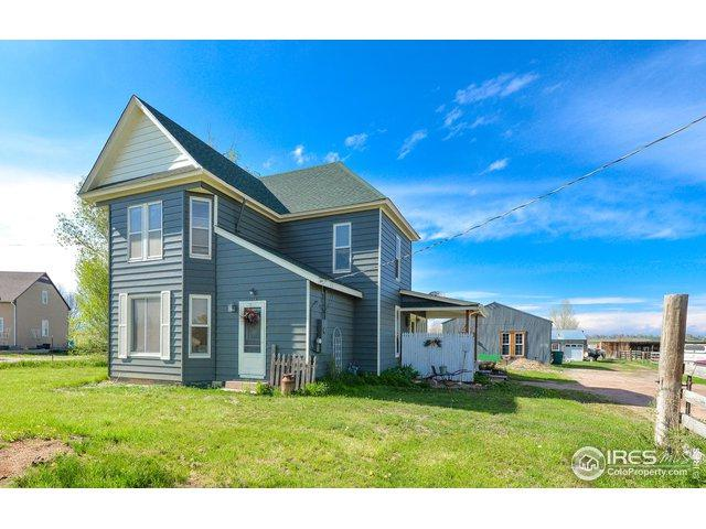 716 E County Road 8, Berthoud, CO 80513 (MLS #881075) :: 8z Real Estate