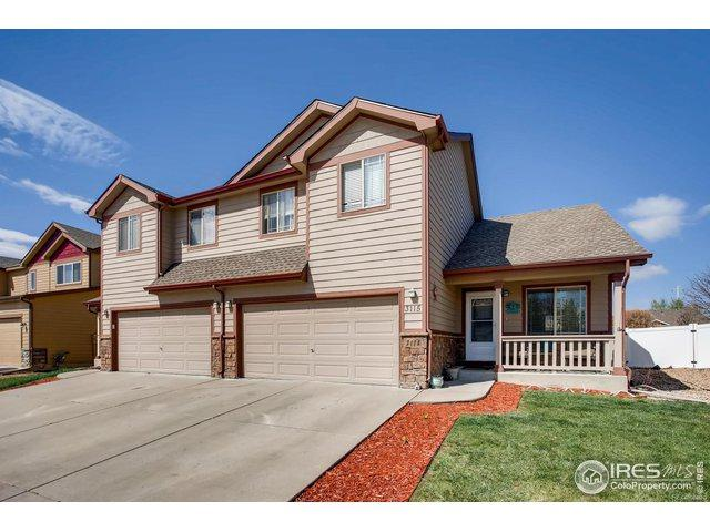 3115 Barbera St, Evans, CO 80634 (MLS #881088) :: Tracy's Team