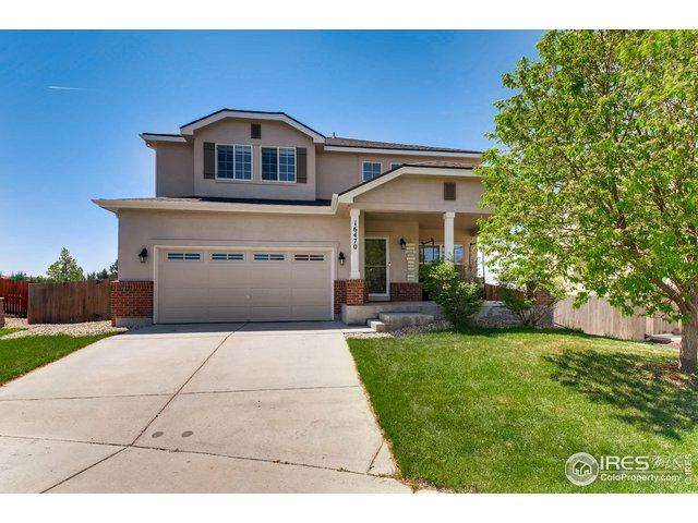 16470 E 106th Way, Commerce City, CO 80022 (MLS #881097) :: 8z Real Estate
