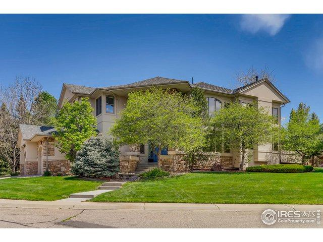 787 Niwot Ridge Ln, Lafayette, CO 80026 (MLS #881104) :: 8z Real Estate