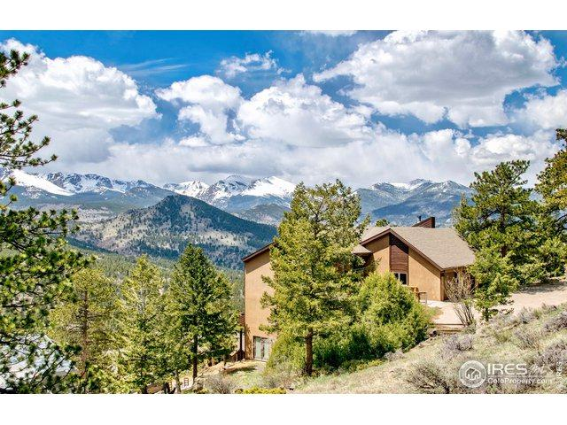 1422 St Moritz Trl, Estes Park, CO 80517 (#881106) :: The Dixon Group