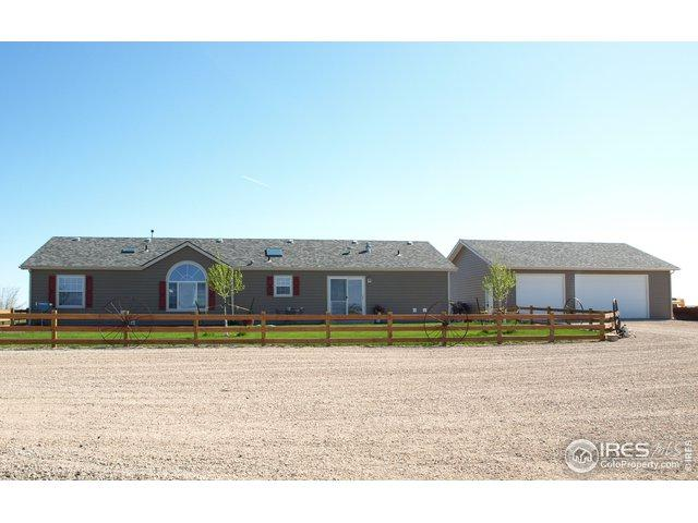 15620 County Road 98, Nunn, CO 80648 (MLS #881110) :: 8z Real Estate