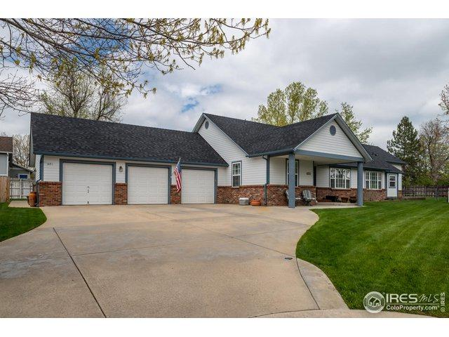 601 Johnson St, Louisville, CO 80027 (MLS #881149) :: Downtown Real Estate Partners