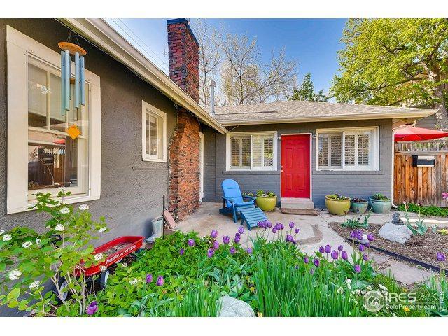 1138 Euclid Ave, Boulder, CO 80302 (#881153) :: milehimodern
