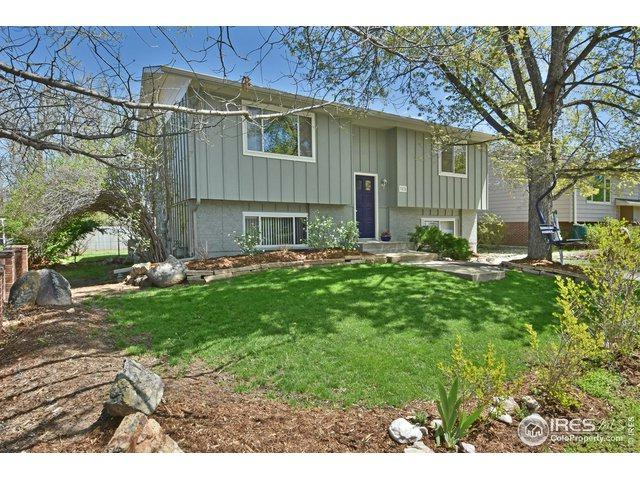 3570 Cloverleaf Dr, Boulder, CO 80304 (MLS #881159) :: The Lamperes Team