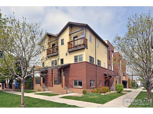 500 30th St #2, Denver, CO 80205 (MLS #881171) :: 8z Real Estate