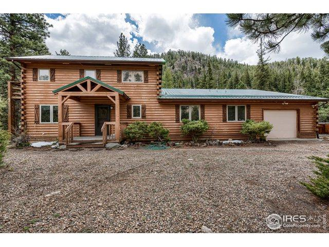 37037 Poudre Canyon Rd, Bellvue, CO 80512 (MLS #881210) :: 8z Real Estate