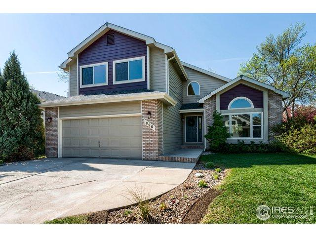 825 Benthaven St, Fort Collins, CO 80526 (#881220) :: The Griffith Home Team