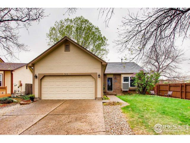 12711 Julian Ct, Broomfield, CO 80020 (MLS #881227) :: 8z Real Estate