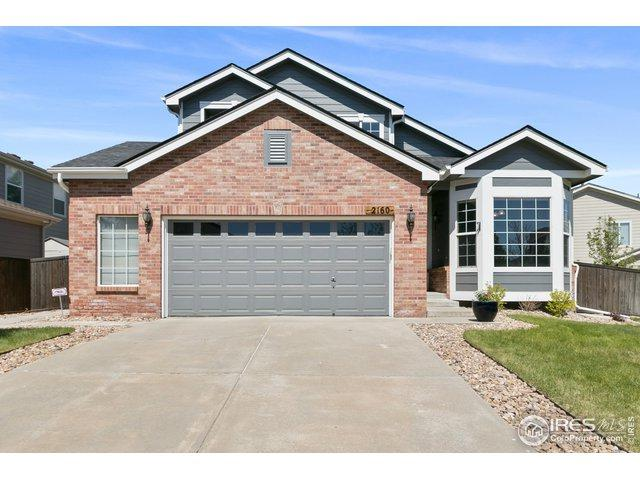 2160 Mountain Iris Dr, Erie, CO 80516 (MLS #881260) :: Kittle Real Estate