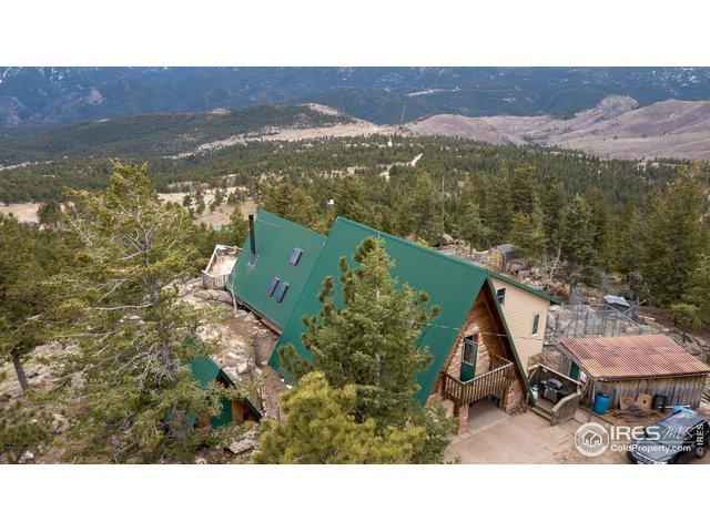6262 Flagstaff Rd, Boulder, CO 80302 (#881273) :: The Peak Properties Group