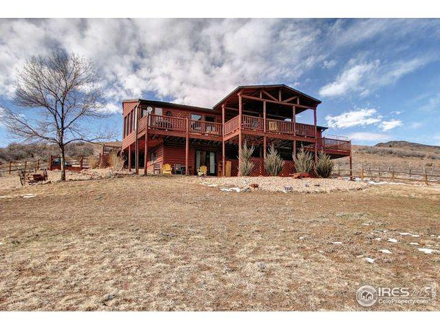 1625 Ponderosa Hill Rd, Lyons, CO 80540 (MLS #881276) :: J2 Real Estate Group at Remax Alliance