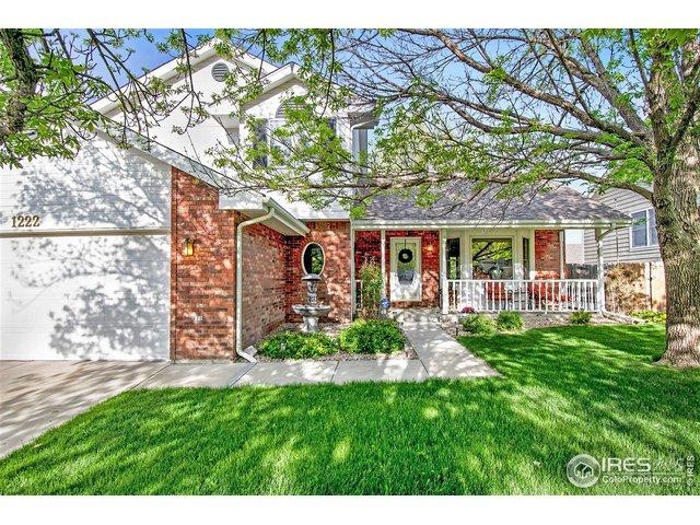 1222 51st Ave Ct, Greeley, CO 80634 (#881278) :: The Peak Properties Group
