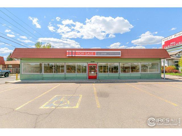 7250 W 44th Ave, Wheat Ridge, CO 80033 (#881282) :: The Peak Properties Group