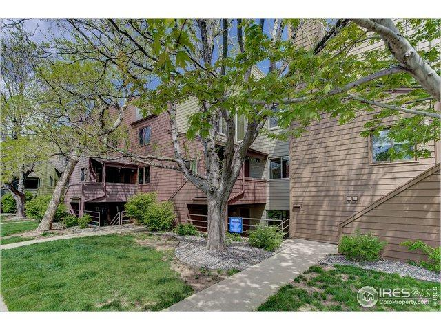 3725 Birchwood Dr #19, Boulder, CO 80304 (#881288) :: The Griffith Home Team