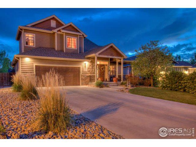 296 Sloan Dr, Johnstown, CO 80534 (MLS #881296) :: Bliss Realty Group