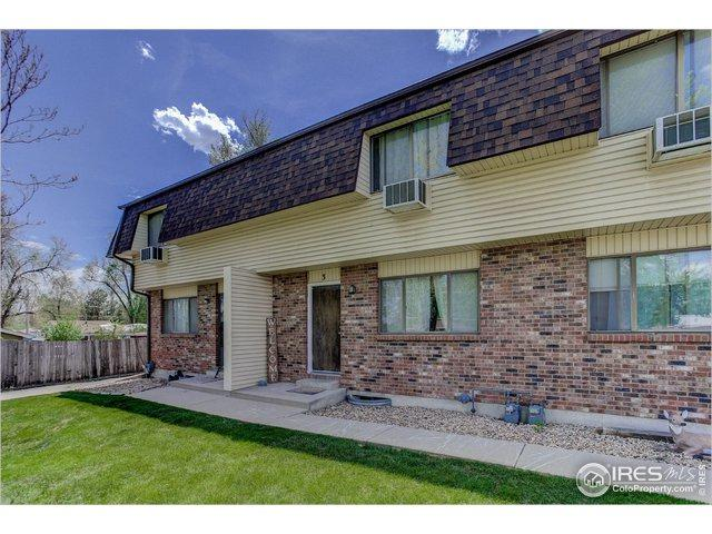 3021 11th Ave #3, Evans, CO 80620 (MLS #881299) :: Tracy's Team