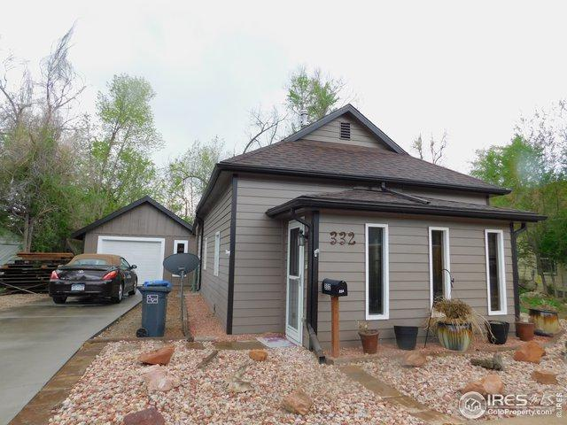 332 E 2nd St, Loveland, CO 80537 (MLS #881301) :: 8z Real Estate