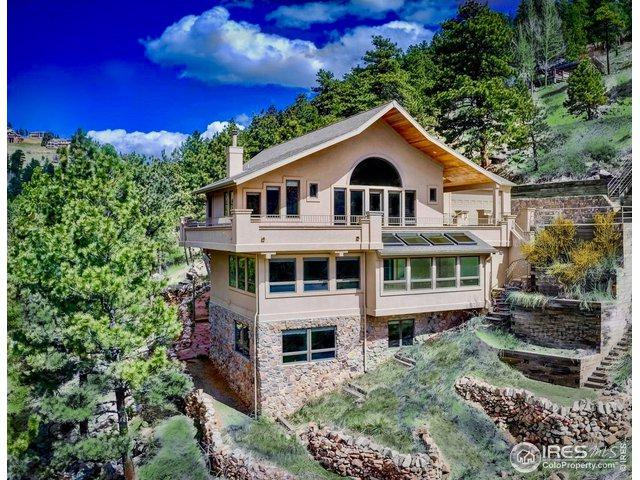 300 Pine Needle Rd, Boulder, CO 80304 (MLS #881314) :: The Lamperes Team